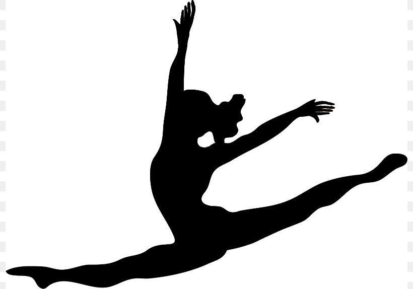 Ballet Dancer Silhouette Jazz Dance Clip Art Png 798x574px Dance Art Ballet Ballet Dancer Black And