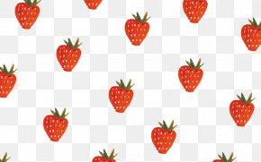 Strawberry - Strawberry Watermelon Wallpaper PNG