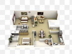 Plan - Apartment Bedroom Floor Plan PNG