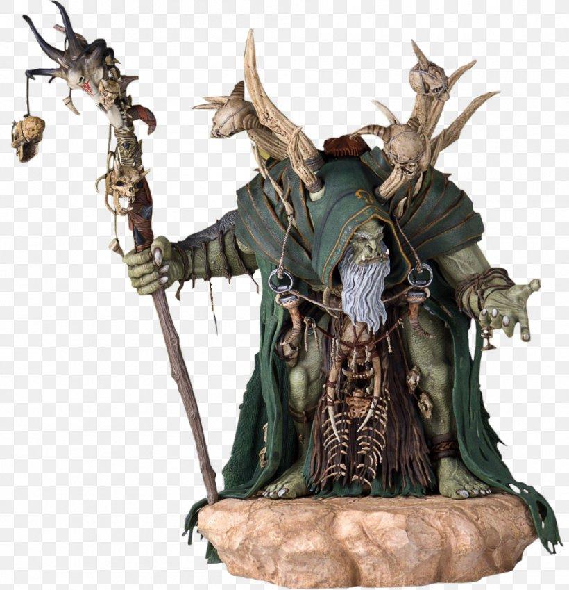 Anduin Lothar Statue
