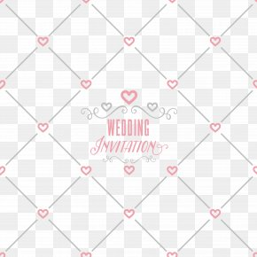 Vector Wedding Background Design Simple - Line Point Angle Textile Pattern PNG