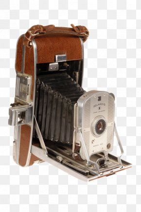 Old Camera - Photographic Film Video Camera PNG