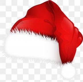 Beanie - Santa Claus Christmas Hat Clip Art PNG