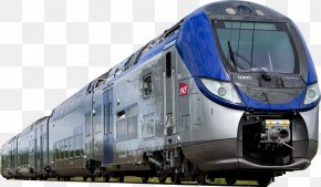 Train - Train Rail Transport High-speed Rail TGV PNG