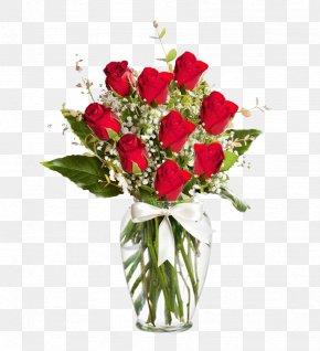 Rose - Flower Bouquet Rose Floristry Cut Flowers PNG