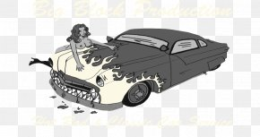 Car - Mid-size Car Motor Vehicle Compact Car Model Car PNG