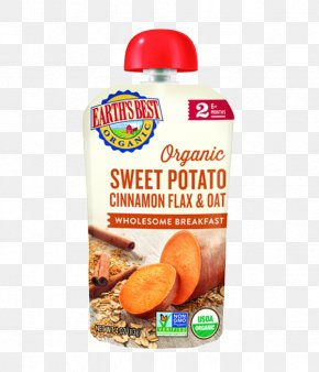 Breakfast - Organic Food Baby Food Breakfast Cereal Sweet Potato PNG