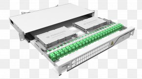 19-inch Rack - Distribution Frame ODF-панель Optical Fiber Optics Fiber-optic Communication PNG