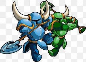 Shovel Knight - Shovel Knight Nintendo Switch Bloodstained: Ritual Of The Night Cooperative Gameplay Wii U PNG