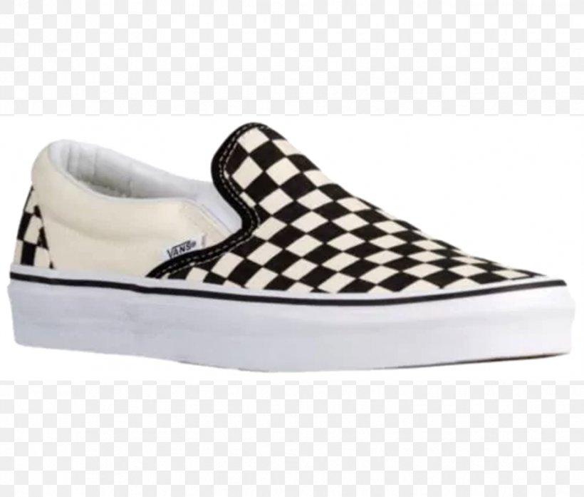 Vans Classic Slip-On Shoe Foot Locker Sneakers, PNG ...