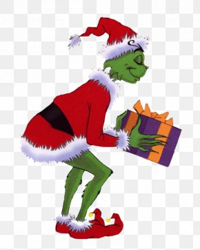 Grinch - How The Grinch Stole Christmas! GIF Christmas Day Image Clip Art PNG