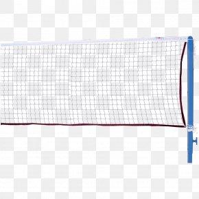 Volleyball Net - Net Badmintonveld Sport Tennis PNG