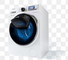 Samsung - Samsung Galaxy Note 7 Washing Machines Home Appliance Samsung WW6500K AddWash Crystal WiFi 8kg 1400 Ocean Blue Samsung AddWash WF15K6500 PNG