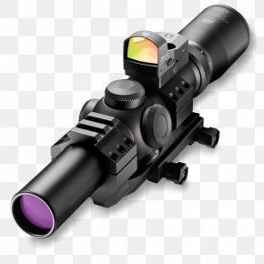 Telescopic Sight Reticle Optics Red Dot Sight Milliradian PNG