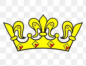 Golden Crown Picture Material - Crown Free Content Clip Art PNG