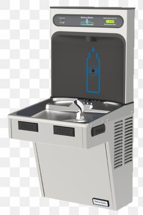 Fountain Water - Water Filter Drinking Fountains Water Cooler Elkay Manufacturing Bottle PNG