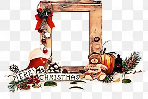 Interior Design Picture Frame - Christmas Card Frame PNG