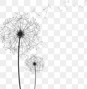 Dandelion - Common Dandelion Euclidean Vector Clip Art PNG