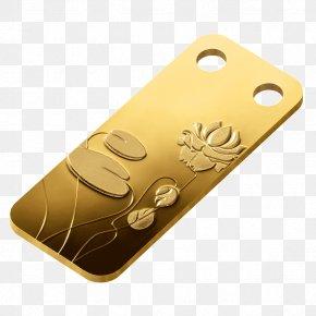 Gold - Gold Bar Silver PAMP Feinunze PNG