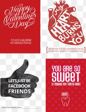 Valentine's Day - Valentine's Day Gift Heart Love Humour PNG