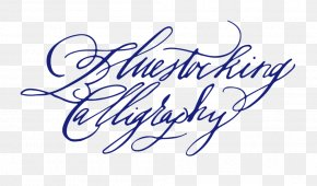 Calligraphy Handwriting Art Font PNG