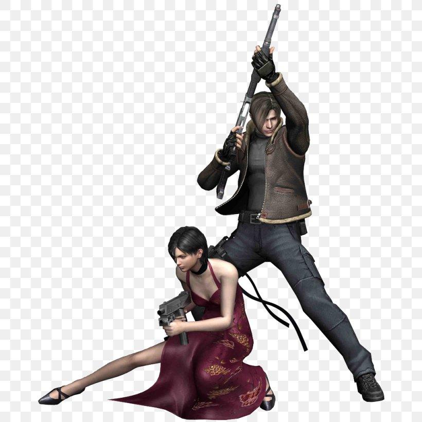 Resident Evil 4 Ada Wong Leon S Kennedy Resident Evil 6 Png