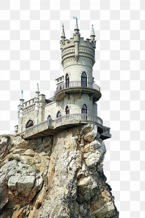 Europe Cliff Castle - Yalta Swallows Nest Chillon Castle Culzean Castle Ai-Todor PNG
