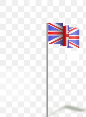Cartoon British Flag - Flag Of England Flag Of The United Kingdom Clip Art PNG