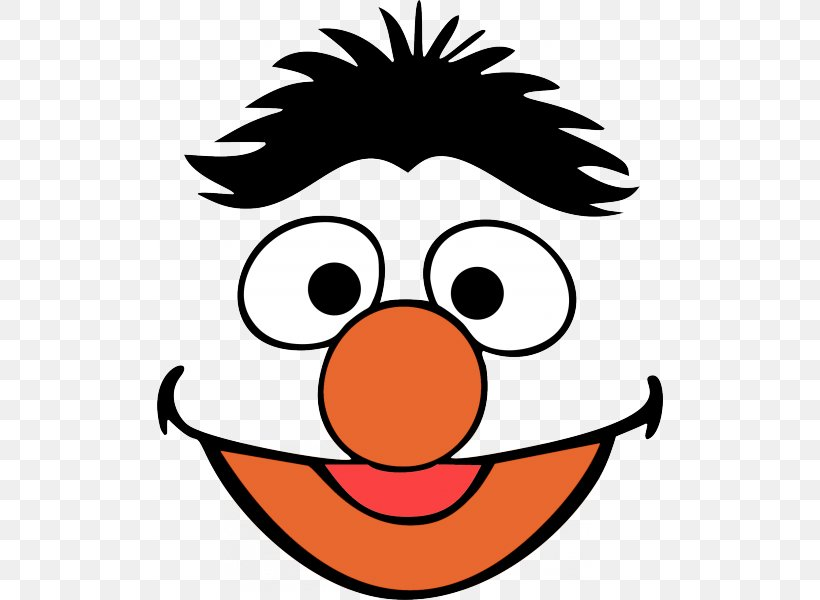 Elmo Bert Ernie Big Bird Sesame Street Characters Png