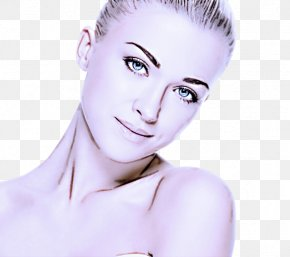 Hairstyle Head - Face Hair Eyebrow Skin Forehead PNG