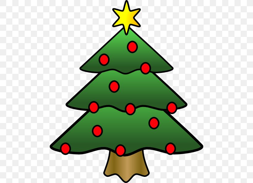 Christmas Tree Christmas Day Cartoon Clip Art, PNG, 498x595px, Christmas Tree, Artwork, Caricature, Cartoon, Christmas Download Free