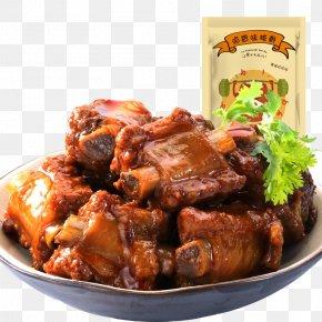 Salted Ribs - Spare Ribs Short Ribs Pork Ribs Food PNG
