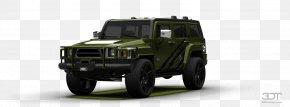 Hummer - Jeep Wrangler 2006 HUMMER H3 Car PNG