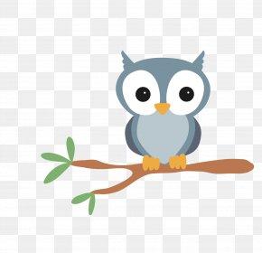 Owl - Owl Euclidean Vector PNG