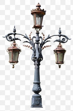 Light - Street Light Lantern Lamp PNG