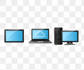 Tablet Notebooks - Cloud Computing Computer Network Icon PNG
