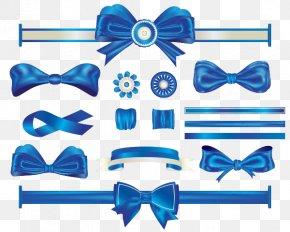 Ribbon - Ribbon Blue CorelDRAW PNG