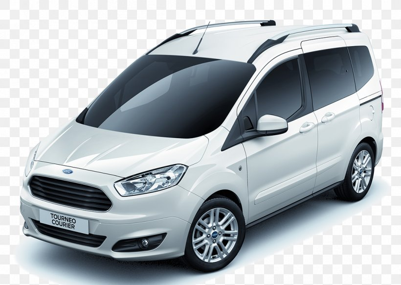 Ford Transit Courier Car Ford Tourneo Ford Ka Png 1098x780px