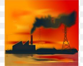Air Pollution - Air Pollution Clip Art PNG