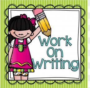 Five Word Cliparts - Writing Reading Literacy Clip Art PNG