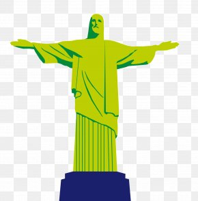 Brazil, Like Jesus - Christ The Redeemer Corcovado Christ The King PNG