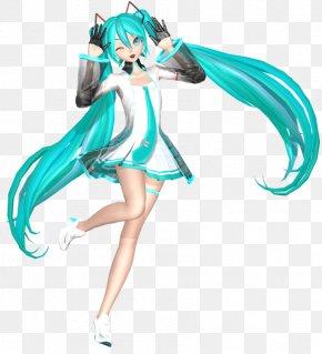 Hatsune Miku - Hatsune Miku: Project DIVA Arcade Hatsune Miku Project Diva F MikuMikuDance Vocaloid PNG