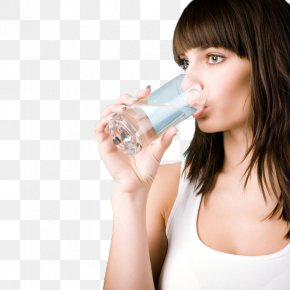 The Beauty Of Drinking Water - Drinking Water Drinking Water Health PNG