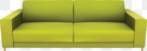 Green Sofa Image - Couch Furniture Table Sofa Bed PNG