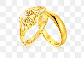 Ring - Ring Gratis Gold Computer File PNG