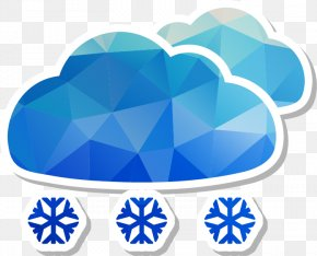 Weather Forecast Element - Weather Forecasting Snow Clip Art PNG