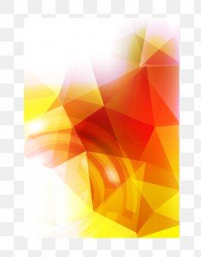 Orange Background - Orange Illustration PNG