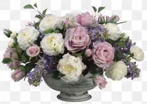 Wedding Flower Decoration - Artificial Flower Rose Floral Design Peony PNG