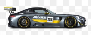 Grey Mercedes AMG GT3 Racing Car - Car Mercedes-Benz C-Class Mercedes-AMG GT3 Mousepad PNG