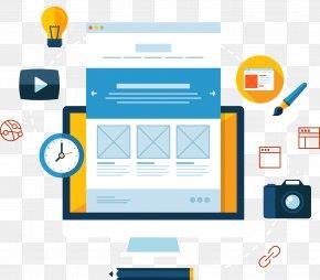 Web Design - Web Development Responsive Web Design Digital Marketing Search Engine Optimization PNG